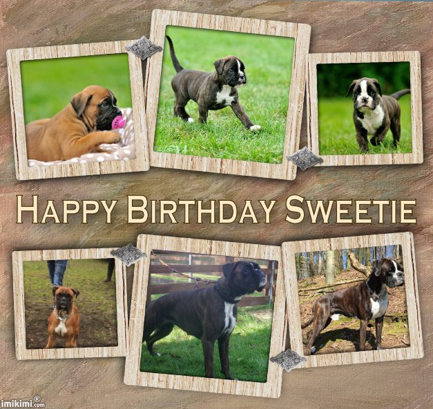 Happy Birthday Sweetie Collage - 2zxDa-3tiHZ - normal